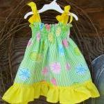 Girl's Dress, summer, size ..