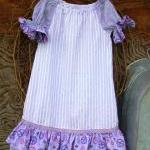 Girls Dress size 6,ruffles,..