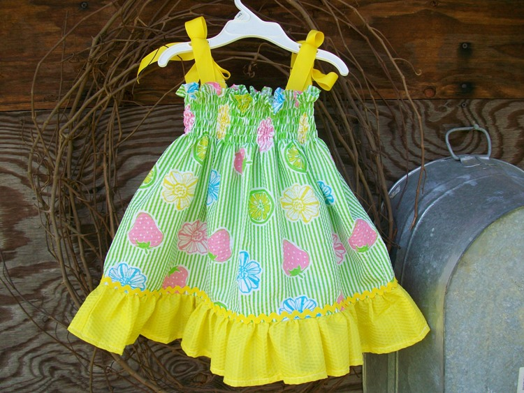 Girl's Dress, summer, size 2,